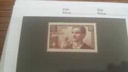 LOT 242771 TIMBRE DE FRANCE NEUF** N�418 VALEUR 20 EUROS  LUXE