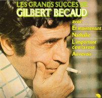 * LP *  LES GRANDS SUCCES DE GILBERT BECAUD (Holland 1977) - Vinylplaten