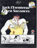 Jack L´éventreur En Vacances - Willem - Bande à Charlie - E.O 1974 - Bücher, Zeitschriften, Comics