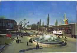 Cpsm  Exposition Universelle De Bruxelleq 1958 Avenue De Benelux - Universal Exhibitions