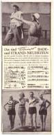 Original Zeitungsausschnitt - 1930 - Bademode , Badewäsche , Berlin , Kurfüstendamm !!! - Historische Bekleidung & Wäsche