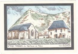 N° 74167  -  TANINGES  -  La  Chartreuse  De  Melan - Taninges