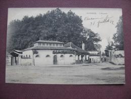 CPA 21 AUXONNE L ' Abattoir 1912 - Auxonne