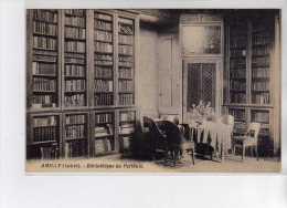 AMILLY - Château - Bibliothèque Du Perthuis - Très Bon état - Amilly