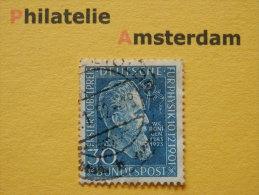 Germany West  1951, WILHELM RONTGEN / NOBEL PRIZE: Mi 147, Ø - Nobel Prize Laureates