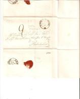 "FRANCHIGIA TOSCANA"" PIEVE S. STEFANO"" - ...-1850 Préphilatélie"