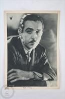 Old Big Size Movie/ Cinema Photography - Walt Disney - 17.2 X 24 Cm - Fotos