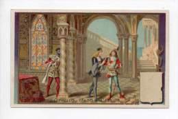 Chromo - Grande Maison De Deuil, A La Scabieuse, J. Buland, Lyon - Othelo, Jago & Cassius - N°5 - Cromos