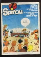 - SPIROU N°2210 . 43e ANNEE . - Spirou Magazine