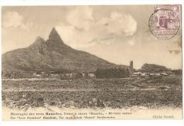 """S2184  - Montagne Des Trois Mamelles, Usine à Sucre """"Bassin"""" - Rivière Noire - Maurice"""