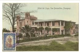 S2193  - Hôtel Del Lago, San Bernardino - Paraguay