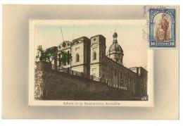 S2194  - Iglesia De La Encarnacion, Asuncion - Paraguay