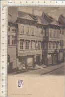 PO0026D# GERMANIA - GERMANY - HILDESHEIM - TESSUTI L.& A.WEINBERG  No VG - Hildesheim