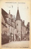 Chateauneuf (Côte D´Or) - Cour Du Château - Collection Mugneret - Frankreich