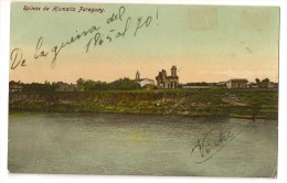 S2197 - Ruinas De Humaita - Paraguay