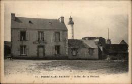 29 - PLOUGONVELIN - Pointe Saint-Mathieu - Hôtel - Plougonvelin