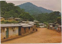 AFRIQUE,AFRIKA ,GABON,prés Congo,guinée,cameroun,anc Ienne Colonie Française,estuaire,villag E Ancien Pauvre,bidon Ville - Gabon