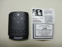 ETUI Briquet ZIPPO USA Avec Notice - Contenitore Di Sigari