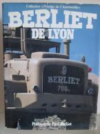 AUTO CAMIONS BUS : BERLIET DE LYON - Auto