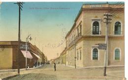 S2205 - Calle Palmas - Hôtel Hispano-Americano - Paraguay