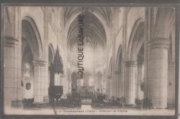 27 - NONANCOURT--Interieur De L'Eglise-- - Francia