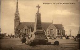29 - PLOUGOULM - Monument Aux Morts - Francia