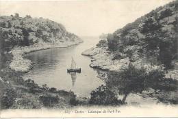 Bouches Du Rhone :  Cassis, Calanque De Port Pin - Cassis