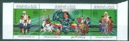 Libya 1984 African Children's Day MNH** - Lot A353 - Libye