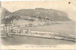 Bouches Du Rhone :  Cassis, Les Lombards Et Le Cap Canaille - Cassis