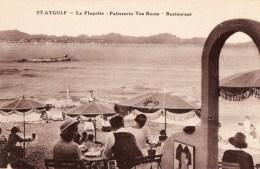 45Hy    83  Saint Aygulf La Plagette Patisserie Tea Room Restaurant En TBE - Saint-Aygulf