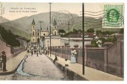 S2219 - Saludo De Venezuela - Puente De La Trinidad, Caracas - Venezuela
