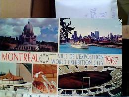 CANADA Montreal - Expo 67 - Ville De L´exposition . Stadio . Stadium .  VB1967  EQ13388 - Montreal