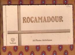 10 Cpa Rocamadour - Rocamadour
