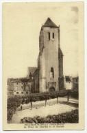 CELLESsur BELLE. - La Place Du Marché Et Le Clocher - Celles-sur-Belle