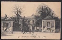 49 SAINT FLORENT LE VIEIL La Mairie - France