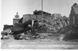 45Hy    83 Sollies Ville Ruines Du Vieux Chateau - Sollies Pont
