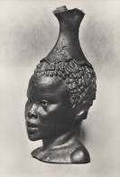 British Museum. Head Of A Negress. Miniature Jug.  B-389 - Antiquité