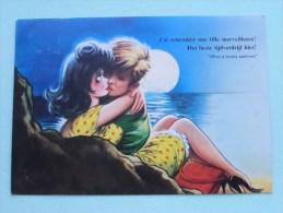 Het Beste Tijdverdrijf Hier ! Anno 1976 Kust ( Zie/voir Foto Voor Details ) !! - Humour