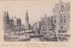 Amsterdam    Amstel Met Munttoren   Amsterdam           Nr 312 - Amsterdam
