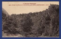 22 SAINT-GILLES-VIEUX-MARCHE Gorges De Poulancre, Côté Nord - Saint-Gilles-Vieux-Marché