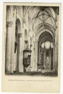 AIRVAULT. - Intérieur De L'ancienne Eglise Abbatiale - Airvault