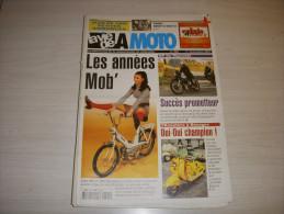 LA VIE DE LA MOTO LVM 302 11.01 MOTOBECANE 50cc 1960 1969 SALON 2001 - Sport