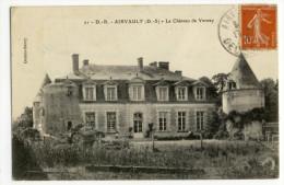 AIRVAULT. - Le Château De Vernay. - Airvault