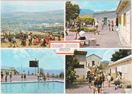 66. Gf. ENVEITG. LATOUR-DE-CAROL. Camp Nord SNCF. 4 Vues. 007 (1) - France