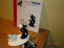 EDITION MOULINSART     TINTIN EN TOGE DU PHARAON KIH_OSKH DANS LES CIGARES DU PHARAON - Tintin