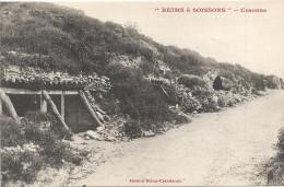 GUERRE 1914-1918 - REIMS A SOISSONS -  Craonne  - VAN - - Guerre 1914-18