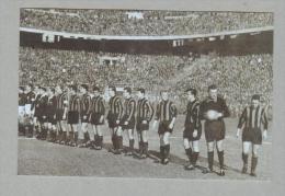 INTER..1957-58...CALCIO...TEAM.. SQUADRA..FOOTBALL...SOCCER...STADIO - Calcio