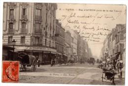 PARIS - Rue D'Avron, Coin De La Rue Tolain - Other