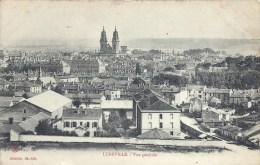 LORRAINE - 54 - MEURTHE ET MOSELLE - LUNEVILLE - Vue Générale - Luneville