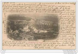 SAINT -  VERAND ,,,,,,  VUE  GENERALE ,,,,,   PRECURSEUR ,,, VOYAGE  1905   ,,,,JOLIE  CARTE ,,, A  VOIR ,,, - Saint-Vérand